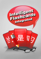 Chinese characters flash cards Apps